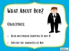 Billionaire Boy by David Walliams Teaching Resources (slide 52/106)