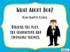 Billionaire Boy by David Walliams Teaching Resources (slide 53/106)