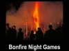 Bonfire Night Word Games