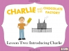 Charlie and the Chocolate Factory (sample) Teaching Resources (slide 12/16)