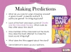 Charlie and the Chocolate Factory (sample) Teaching Resources (slide 16/16)