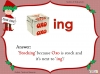 Christmas Dingbats Teaching Resources (slide 11/25)