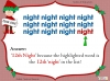 Christmas Dingbats Teaching Resources (slide 16/25)