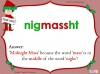 Christmas Dingbats Teaching Resources (slide 20/25)