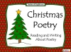 Christmas Poetry Unit (slide 1/120)