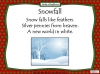 Christmas Poetry Unit (slide 24/120)