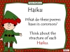 Christmas Poetry Unit (slide 28/120)