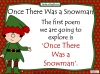Christmas Poetry Unit (slide 7/120)