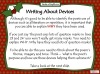 Christmas Poetry Unit (slide 91/120)