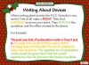 Christmas Poetry Unit (slide 92/120)