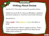 Christmas Poetry Unit (slide 93/120)