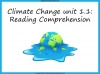 Climate Change - Non-Fiction Unit Teaching Resources (slide 2/83)