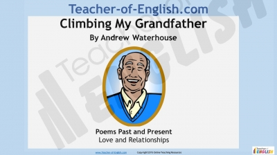 Climbing My Grandfather