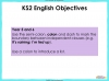 Colons - Year 5 and 6 Teaching Resources (slide 2/20)