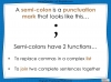 Colons and Semi-Colons - KS3 Teaching Resources (slide 26/43)