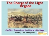 Comparing Poems - Dulce et Decorum Est and The Charge of the Light Brigade (slide 2/103)