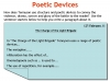 Comparing Poems - Dulce et Decorum Est and The Charge of the Light Brigade (slide 31/103)