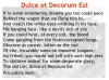 Comparing Poems - Dulce et Decorum Est and The Charge of the Light Brigade (slide 65/103)