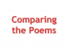 Comparing Poems - Dulce et Decorum Est and The Charge of the Light Brigade (slide 98/103)