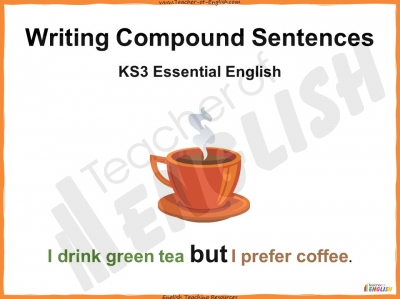 Compound Sentences - KS3