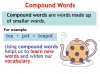 Compound Words (slide 3/10)