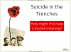Conflict Poetry - Year 8 & 9 Teaching Resources (slide 102/134)