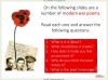 Conflict Poetry - Year 8 & 9 Teaching Resources (slide 125/134)