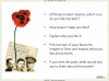 Conflict Poetry - Year 8 & 9 Teaching Resources (slide 133/134)