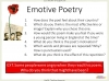 Conflict Poetry - Year 8 & 9 Teaching Resources (slide 50/134)