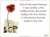 Conflict Poetry - Year 8 & 9 Teaching Resources (slide 6/134)