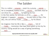 Conflict Poetry - Year 8 & 9 Teaching Resources (slide 60/134)