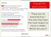 Conflict Poetry - Year 8 & 9 Teaching Resources (slide 69/134)