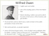 Conflict Poetry - Year 8 & 9 Teaching Resources (slide 80/134)