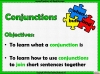 Conjunctions (slide 2/11)