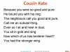 Cousin Kate by Christina Rossetti (slide 11/42)