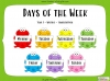 Days of the Week - Year 1 Teaching Resources (slide 1/60)