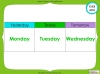 Days of the Week - Year 1 Teaching Resources (slide 36/60)