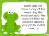 Days of the Week - Year 1 Teaching Resources (slide 43/60)