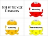 Days of the Week - Year 1 Teaching Resources (slide 54/60)