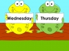 Days of the Week - Year 1 Teaching Resources (slide 58/60)