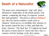 Death of a Naturalist - GCSE (9-1) Teaching Resources (slide 7/20)