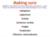 Descriptive Writing Teaching Resources (slide 19/91)