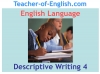 Descriptive Writing Teaching Resources (slide 75/91)