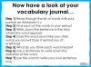 Developing Vocabulary Skills Teaching Resources (slide 22/29)