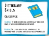 Dictionary Skills - KS3 Teaching Resources (slide 2/44)