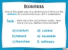 Dictionary Skills - KS3 Teaching Resources (slide 27/44)