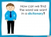 Dictionary Skills - KS3 Teaching Resources (slide 3/44)