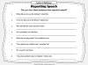 Direct and Reported Speech Teaching Resources (slide 11/13)