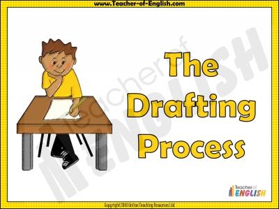 Drafting Teaching Resources