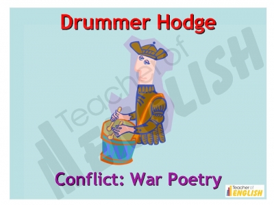 Drummer Hodge (Hardy)